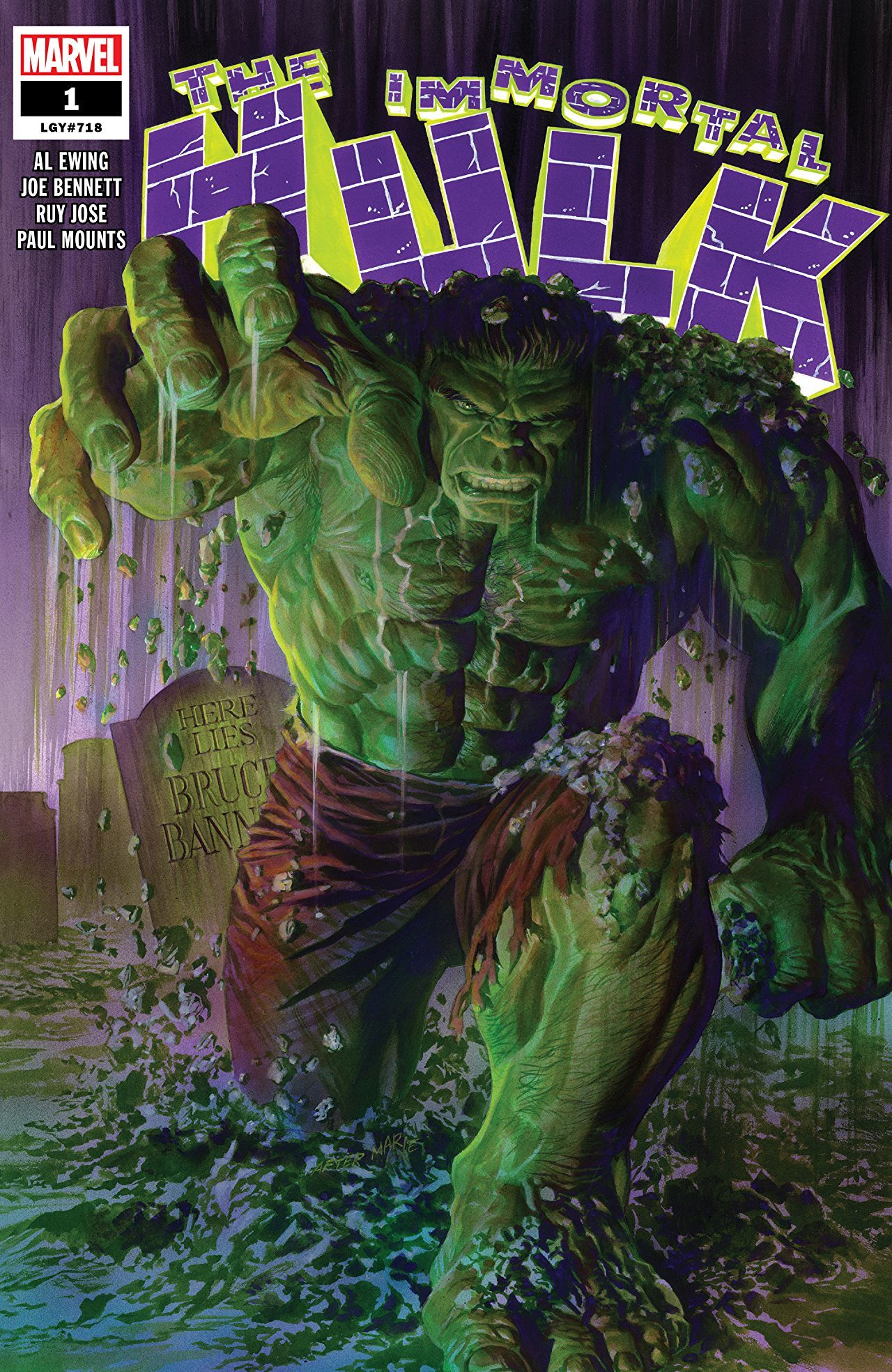 Now is the Time to Catch Up on the Immortal Hulk if You haven't