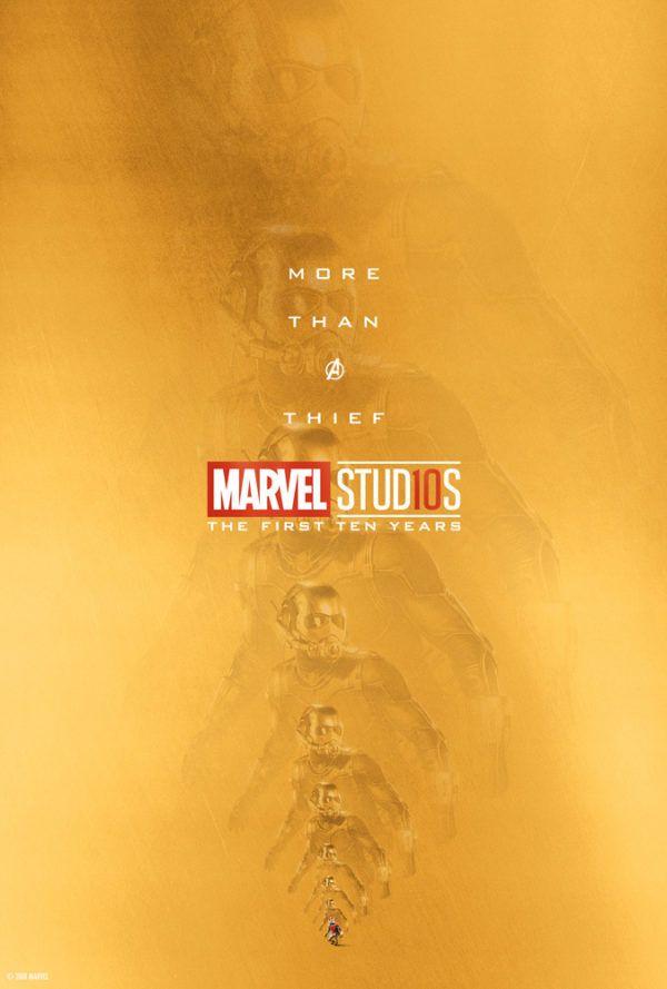 Marvel Studios More Than A Hero Poster Series Ant Man