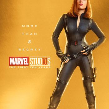 Marvel Studios More Than A Hero Poster Series Black Widow