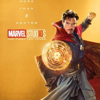 Marvel Studios More Than A Hero Poster Series Doctor Strange