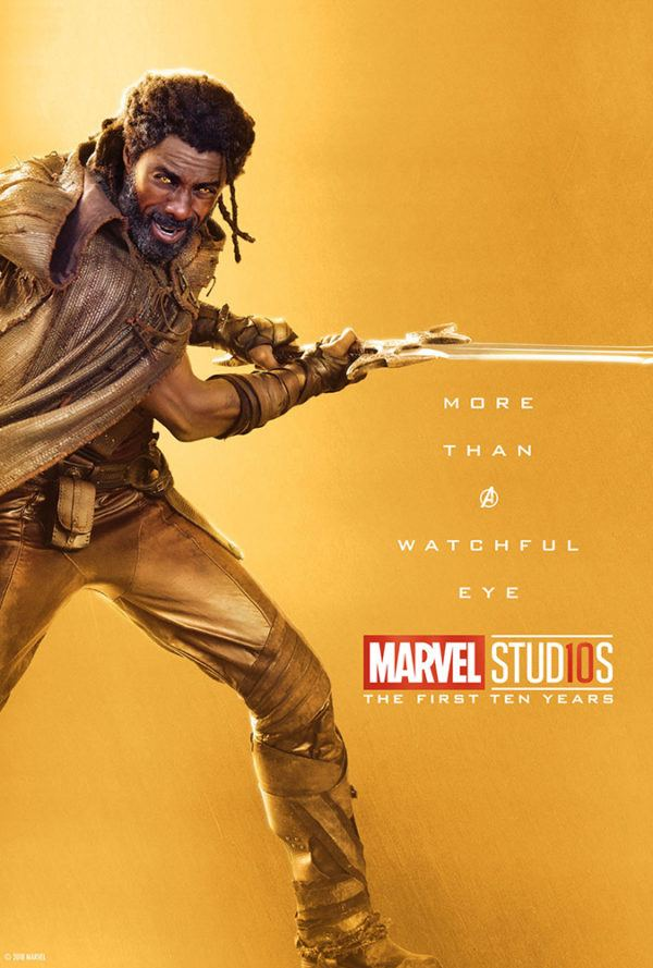Marvel Studios More Than A Hero Poster Series Heimdall