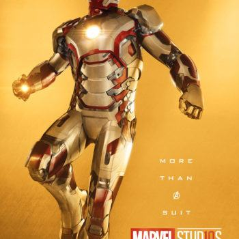 Marvel Studios More Than A Hero Poster Series Iron Man