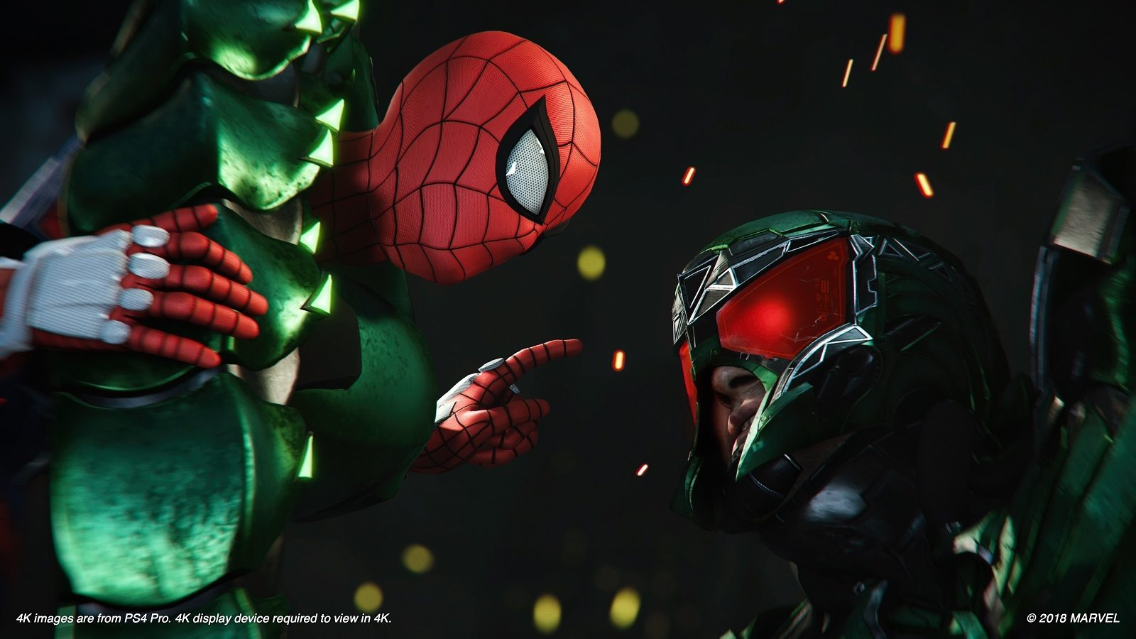 Insomniac Games Releases Two New Patches for Marvel's Spider-Man