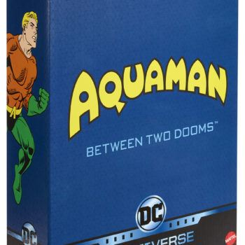 Mattel SDCC Exclusive Aquaman Set 4