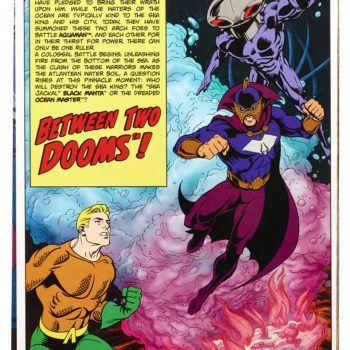 Mattel SDCC Exclusive Aquaman Set 5