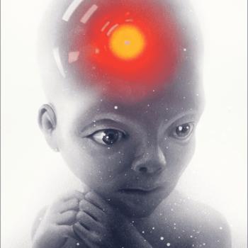 Mondo 2001 A Space Odyssey Poster