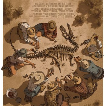 Mondo Jurassic Park Poster
