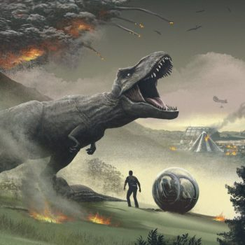 Mondo Vinyl Soundtrack Jurassic World Fallen Kingdom Soundtrack 1