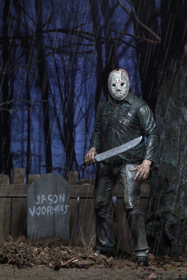 NECA Friday the 13th Part 5 Jason 4