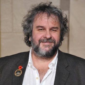 "Peter Jackson at the Los Angeles premiere of ""The Hobbit: The Battle of the Five Armies"" in Hollywood"