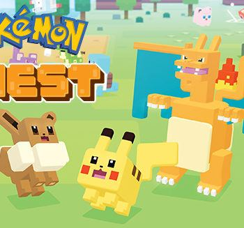 Pokémon Quest art