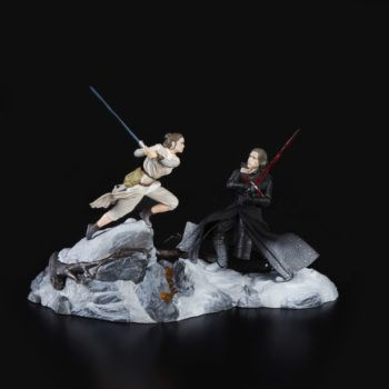 STAR WARS THE BLACK SERIES CENTERPIECE REY (STARKILLER BASE) & KYLO REN Figure - oop2_v1_current