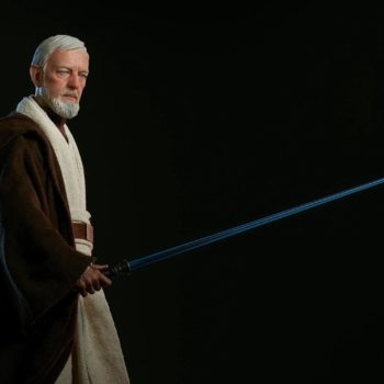 Sideshow Collectibles Star Wars Obi- Wan Kenobi Premium Format Figure 7
