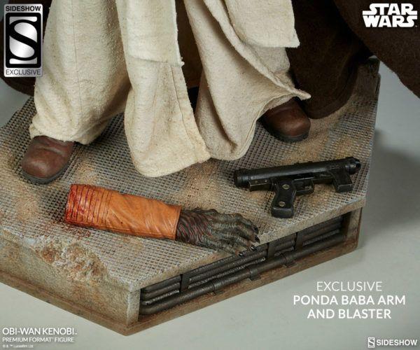 Sideshow Collectibles Star Wars Obi- Wan Kenobi Premium Format Figure 8