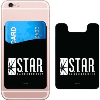 Star Labs Logo Smartphone Card Holder Icon Heroes SDCC