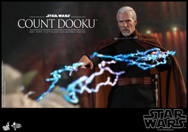 Star Wars Hot Toys Dooku 7