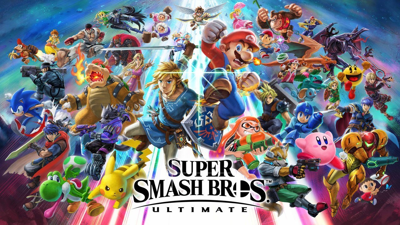 You Can Listen to Super Smash Bros  Ultimate Music Samples