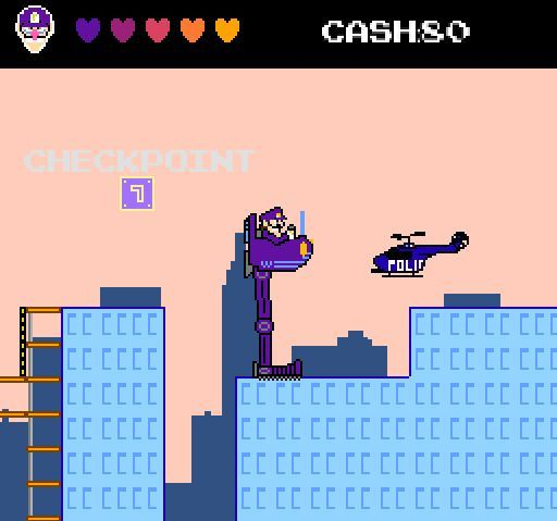 a fan made super waluigi 3 game is just what we needed