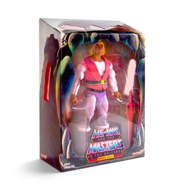 Super7 Masters of the Universe Prince Adam Laughing Exclusive 3