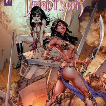Vampirella/Dejah Thoris