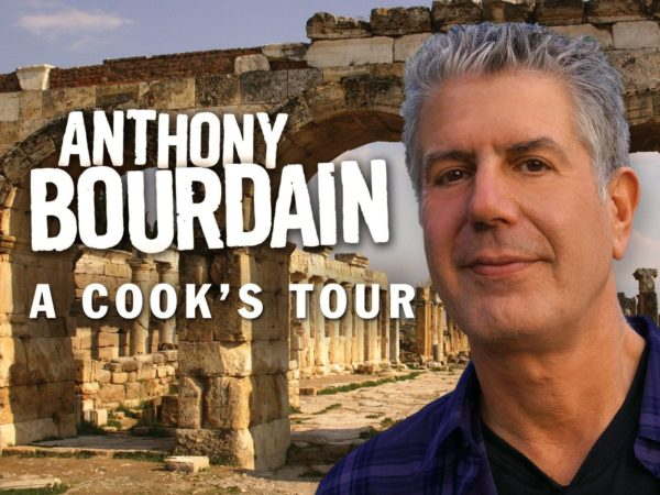 Image result for a cook's tour