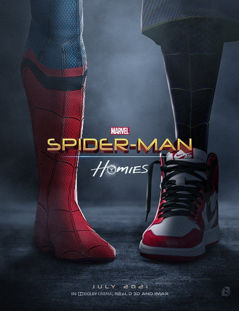Check Out BossLogic's 'Spider-Man: Homies' Poster