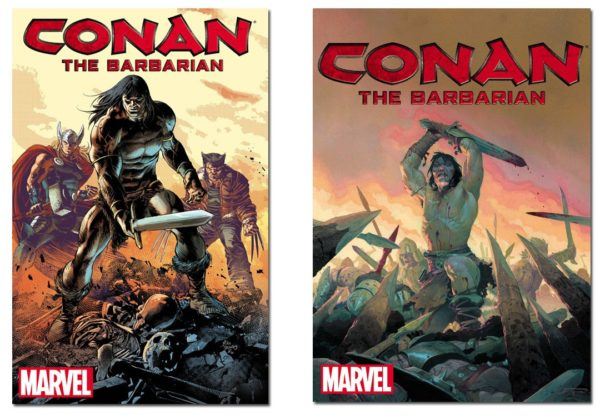 Marvel to Publish 3 Ongoing Conan Comics in 2019 - Bleeding Cool