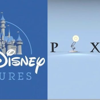 disney pixar logos