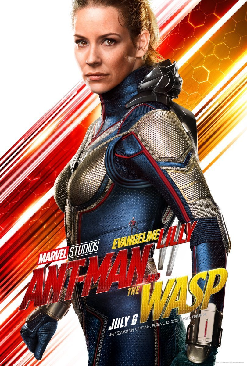 Image result for ant-man and the wasp poster