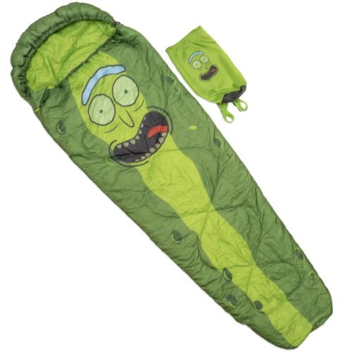 ThinkGeek SDCC Exclusive Pickle Rick Sleeping Bag