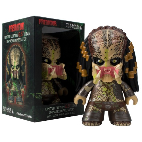 ThinkGeek SDCC Exclusive Predator Titan Figure