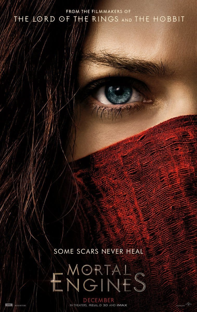Mortal Engines: Hera Hilmar Talks Her Unique Protagonist at NYCC - Bleeding Cool...
