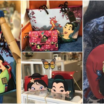 mulan handbags disney