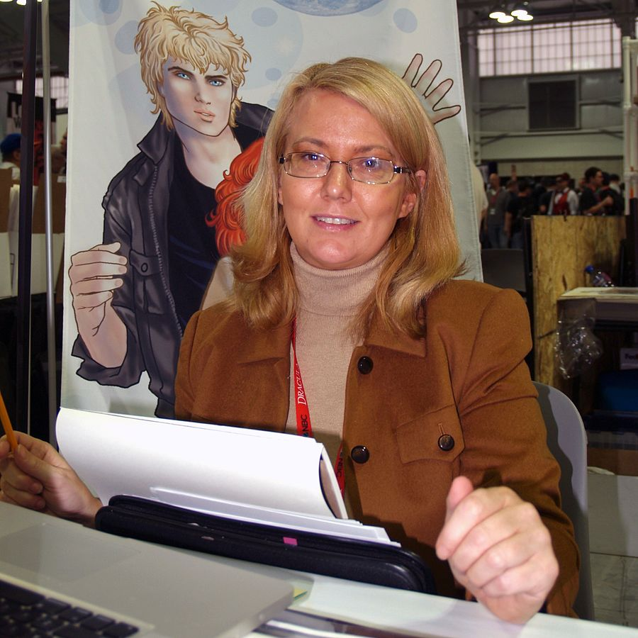 Colleen Doran on How Comic Conventions Affect Her Bottom Line