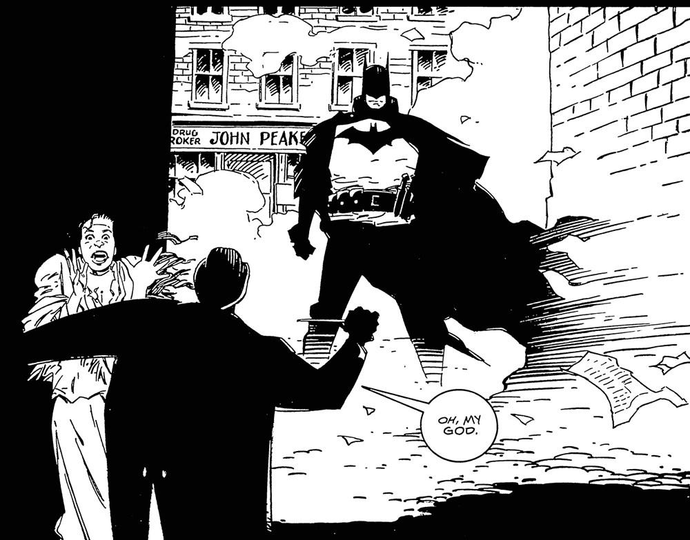 Mike Mignola S Gotham By Gaslight Gets A Batman Noir Edition