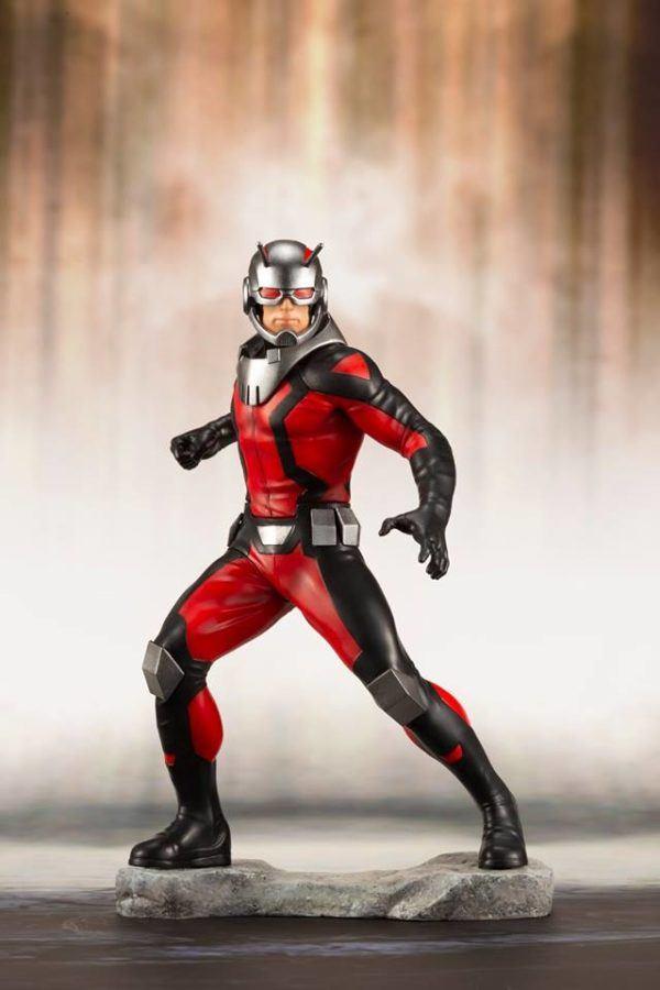 Ant Man and Wasp Kotobukiya Statue 3