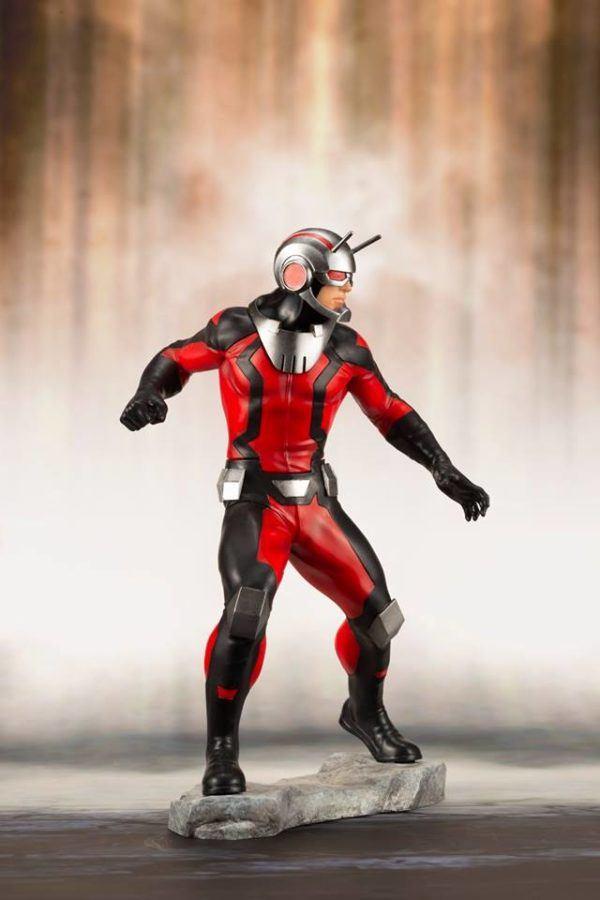 Ant Man and Wasp Kotobukiya Statue 5