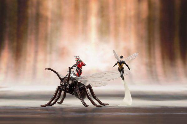 Ant Man and Wasp Kotobukiya Statue 6