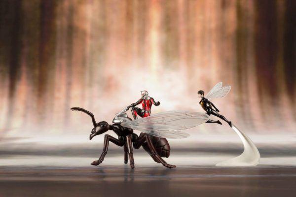 Ant Man and Wasp Kotobukiya Statue 8