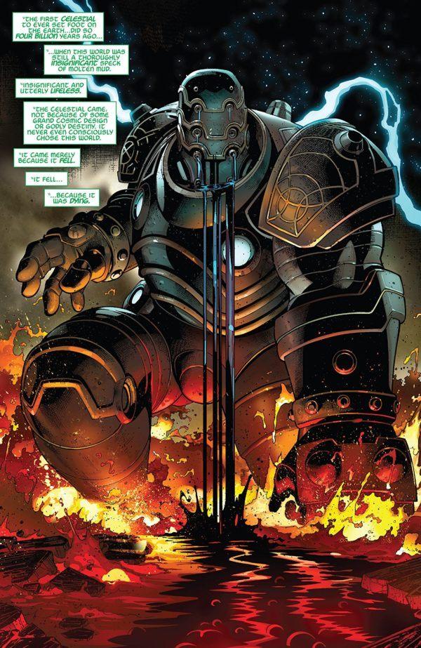 Avengers #5 art by Paco Medina, Juan Vlasco, Mark Morales, Karl Story, and David Curiel