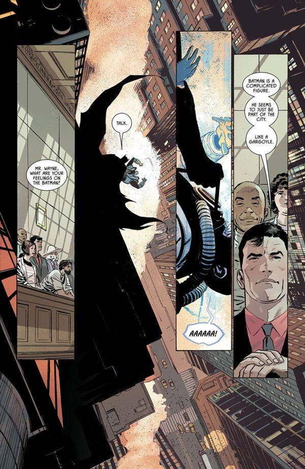 Batman #51 art by Lee Weeks and Elizabeth Breitweiser
