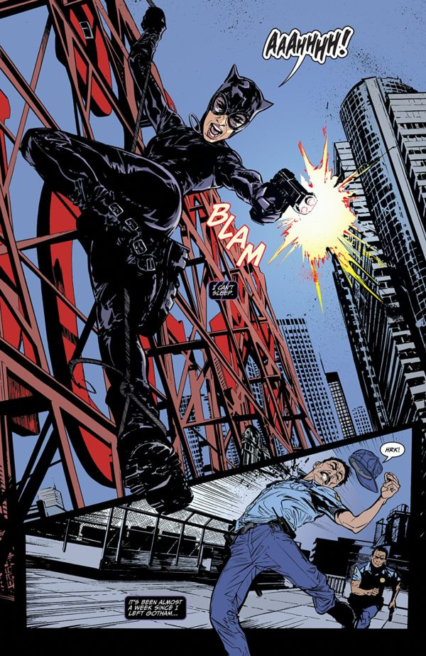 Image result for catwoman #1