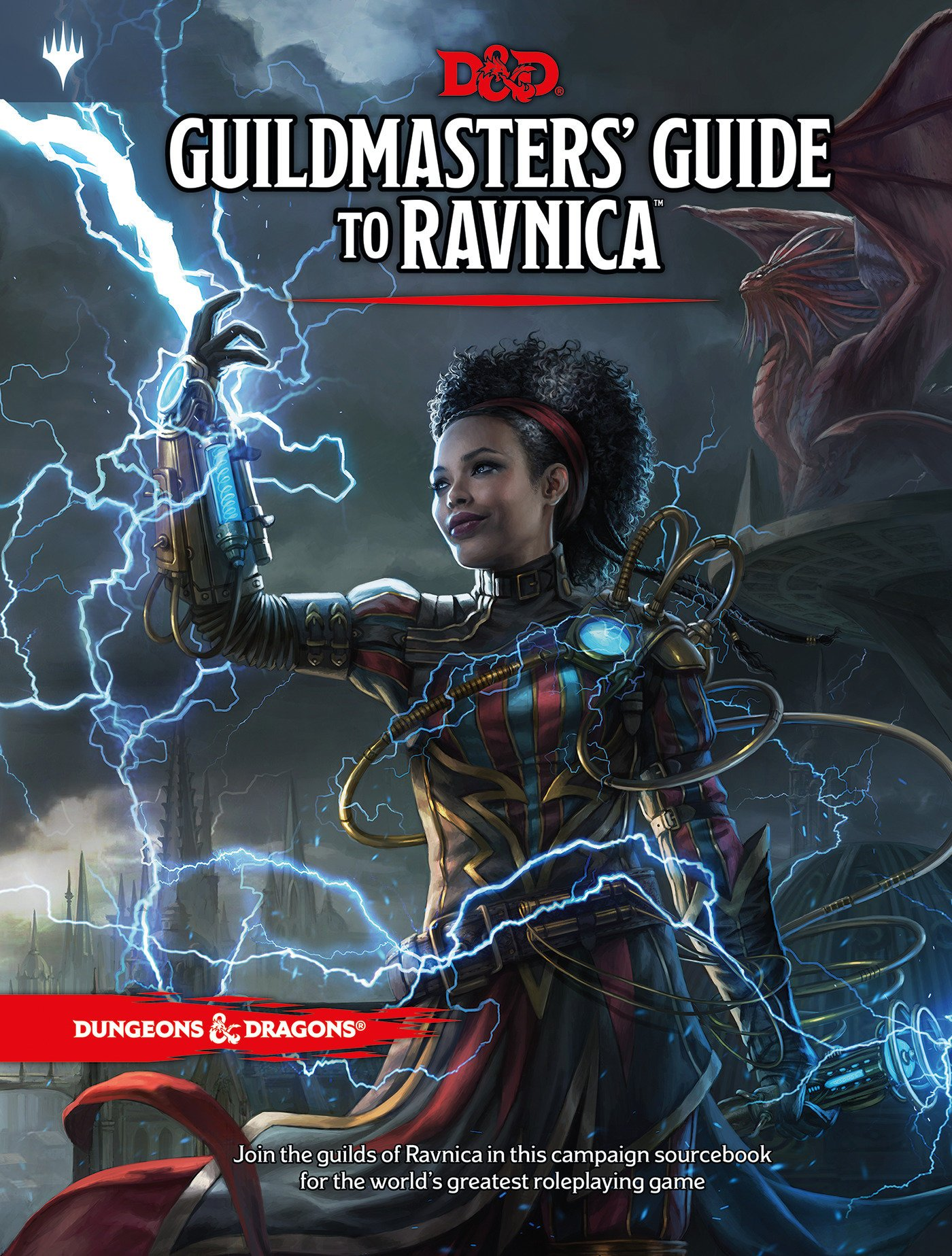 Amazon Leaks Contents to D&D's Guildmasters' Guide to Ravnica