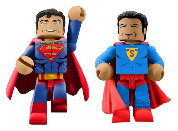 DST Vinimates Superman 80th Anniversary
