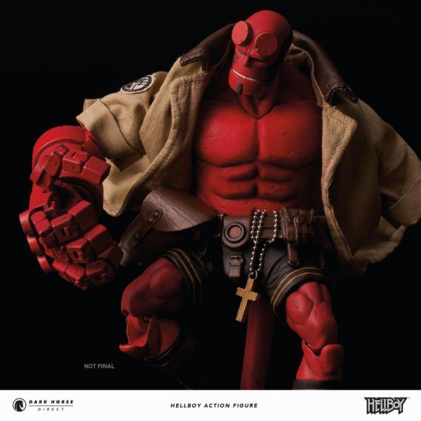 Dark Horse Direct Hellboy 2