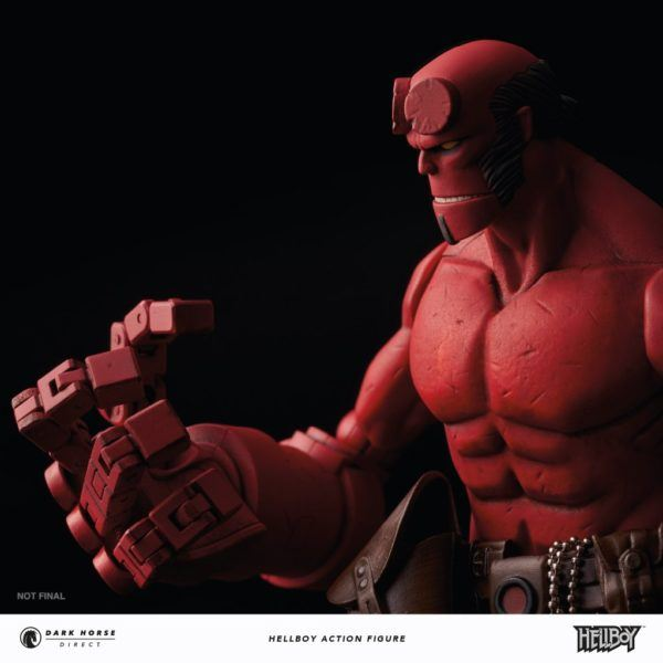 Dark Horse Direct Hellboy 3
