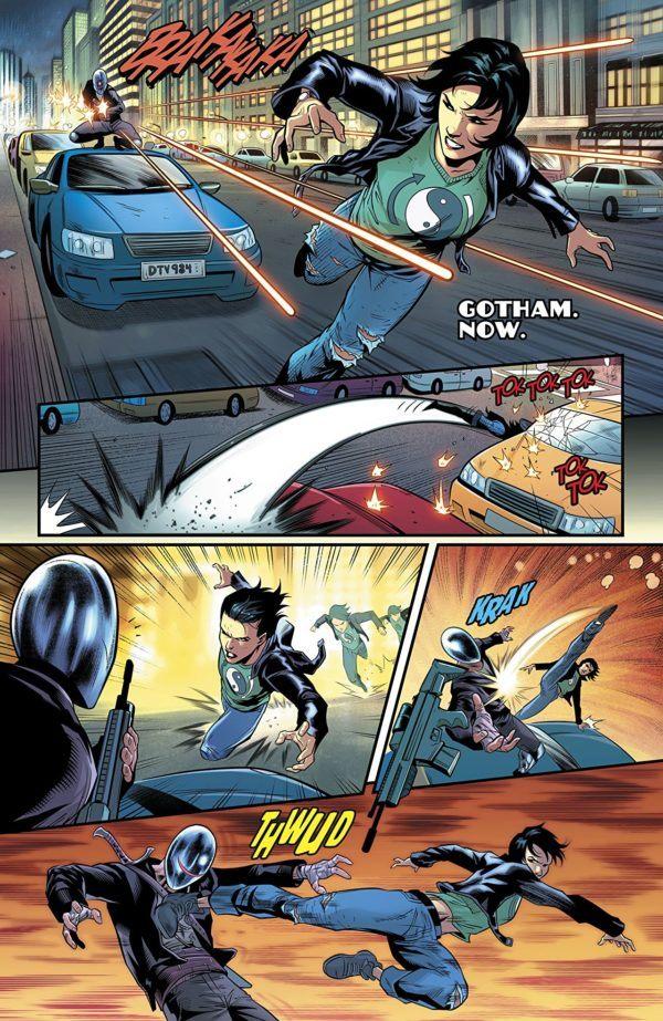 Batman: Detective Comics #984 art by Miguel Mendonca, Diana Egea, and Adriano Lucas