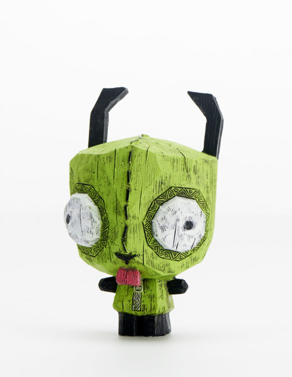 Eekeez Gir figure out of box