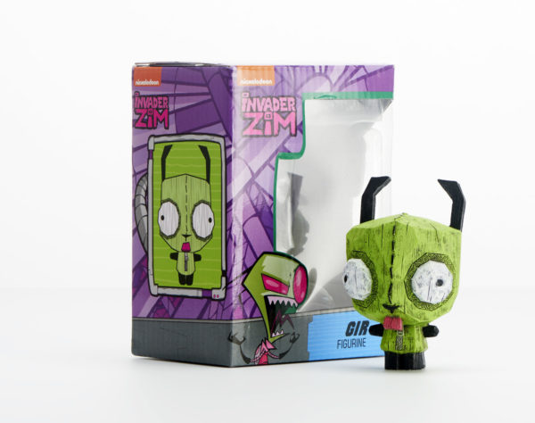 Eekeez Gir figure with packaging