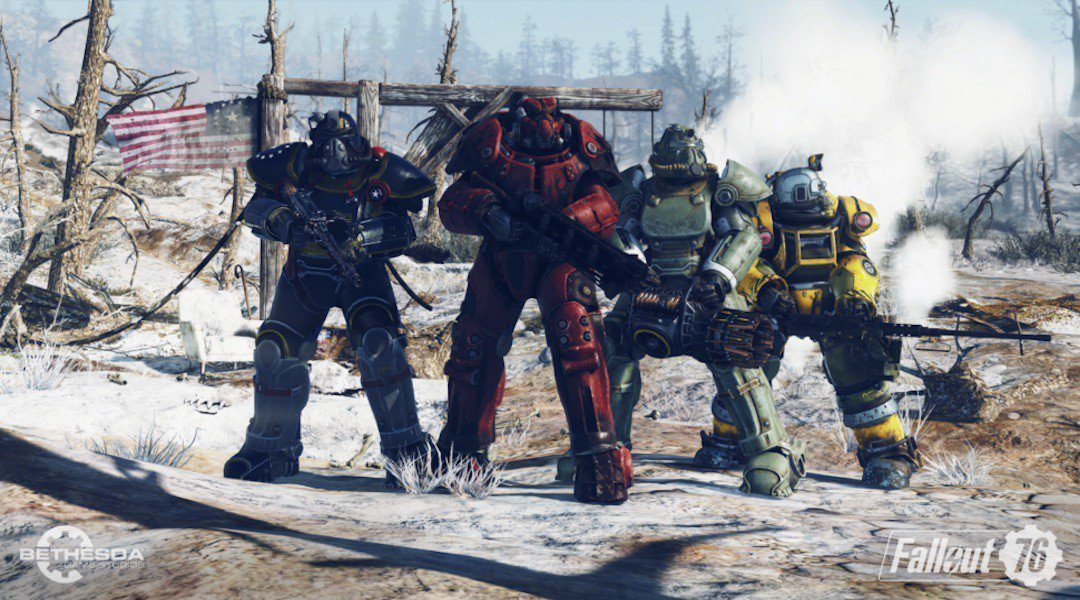 Bethesda Explains Why Fallout 76 Won't Be Coming to Steam